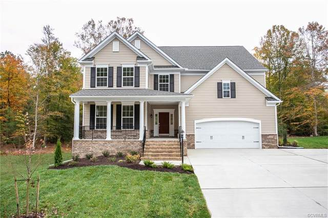 10117 Hollythorne Lane, Mechanicsville, VA 23116 (MLS #2028015) :: The Redux Group