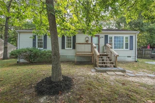 2937 Shiloh Church Road, Chesterfield, VA 23112 (MLS #2028021) :: EXIT First Realty