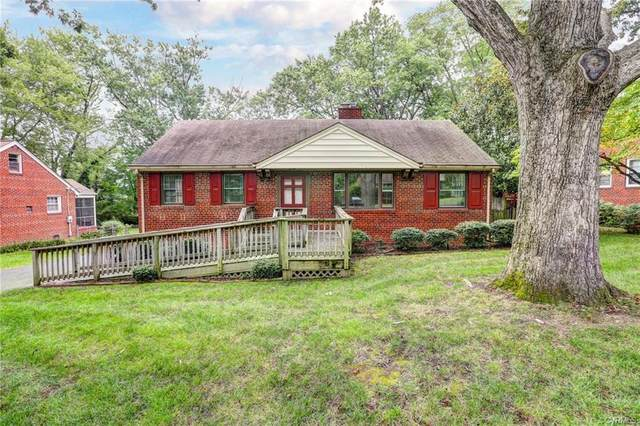 8708 Holly Hill Road, Henrico, VA 23229 (MLS #2028038) :: Small & Associates