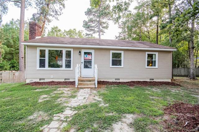 10501 Rollingway Terrace, Chesterfield, VA 23832 (MLS #2028081) :: The Redux Group