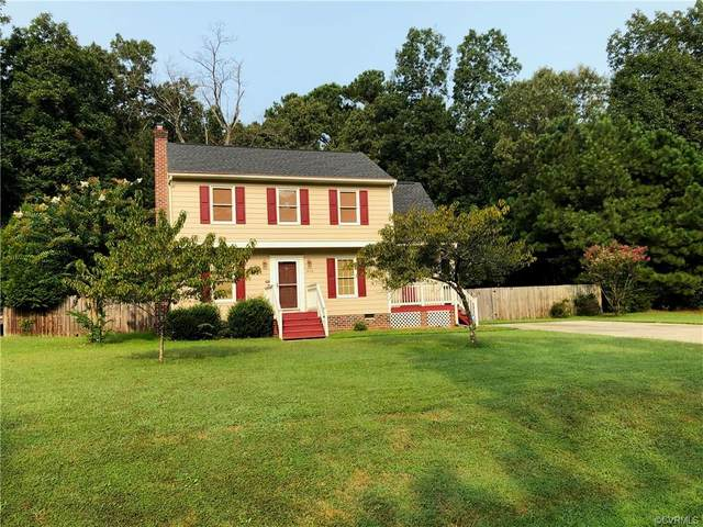 5412 Holly Pines Drive, Chesterfield, VA 23832 (MLS #2028103) :: The Redux Group
