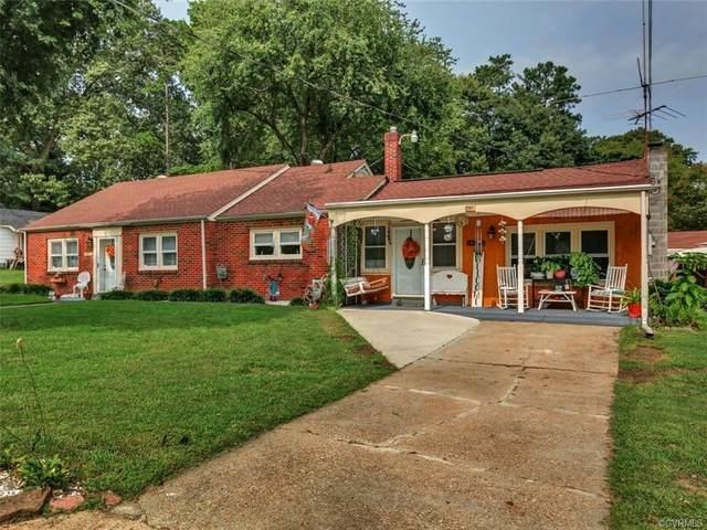 3003 Sherwood Lane, Hopewell, VA 23860 (MLS #2028111) :: Treehouse Realty VA