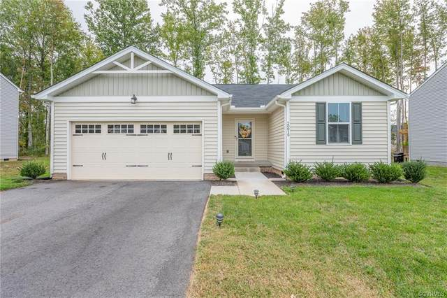20919 Avery Mill Lane, South Chesterfield, VA 23803 (MLS #2028117) :: EXIT First Realty