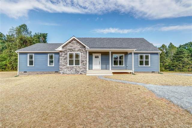 TBD Maidens Road, Maidens, VA 23102 (MLS #2028147) :: The Redux Group