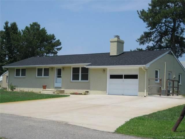 81 Garrow Road, Newport News, VA 23602 (MLS #2028150) :: The Redux Group