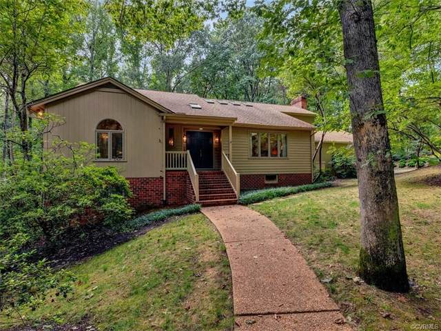 10001 Drouin Drive, Henrico, VA 23238 (MLS #2028158) :: Small & Associates