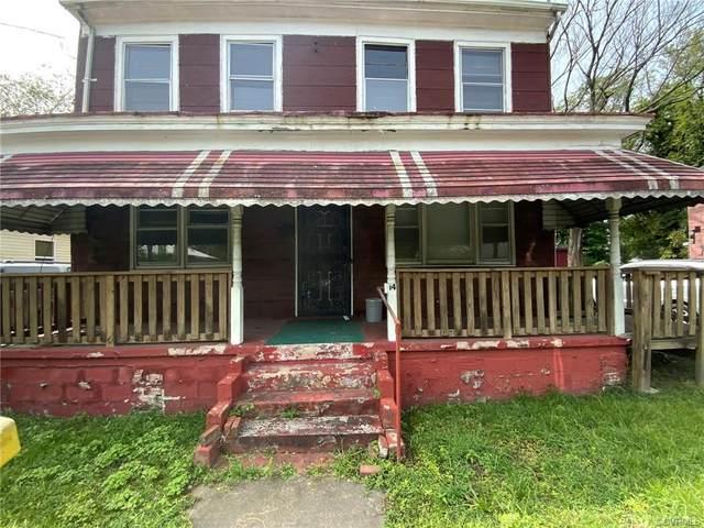 14 N Old Church Street, Petersburg, VA 23803 (MLS #2028169) :: Treehouse Realty VA