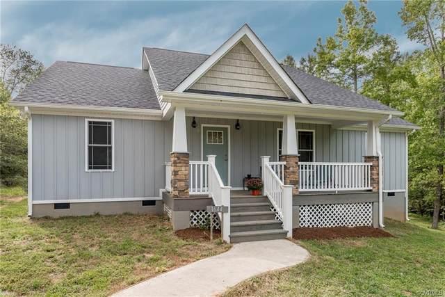1644 Cartersville Road, Goochland, VA 23063 (MLS #2028195) :: The Redux Group