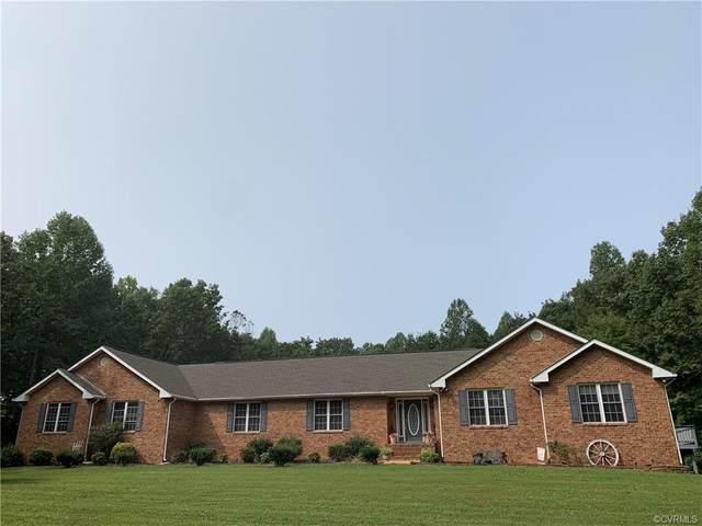 399 Roundabout Road, Louisa, VA 23093 (MLS #2028211) :: Treehouse Realty VA