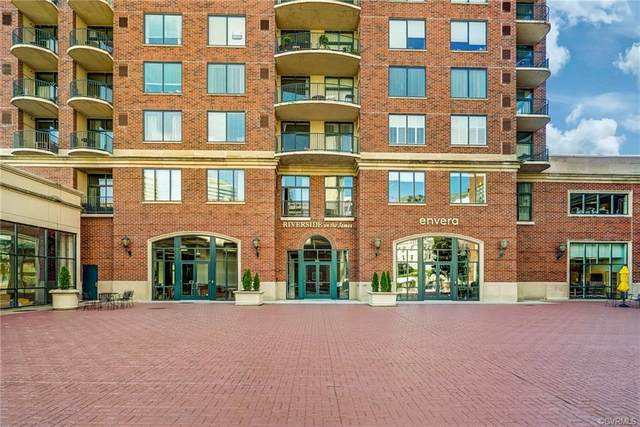 1101 Haxall Point U708, Richmond, VA 23219 (MLS #2028238) :: The Redux Group