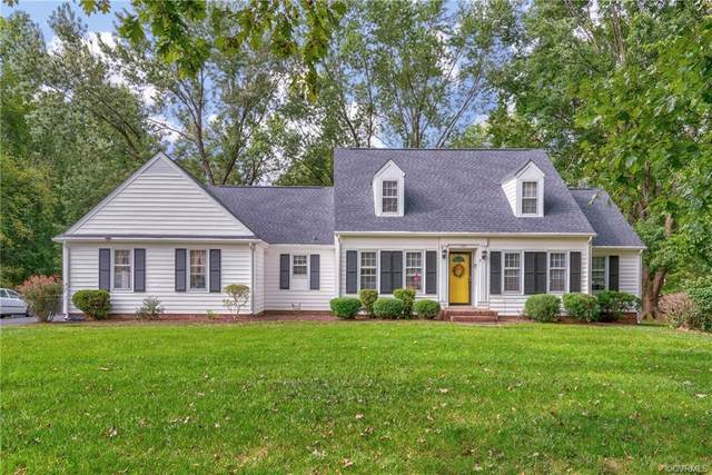 302 Rollingview Drive, Sandston, VA 23150 (MLS #2028245) :: Treehouse Realty VA