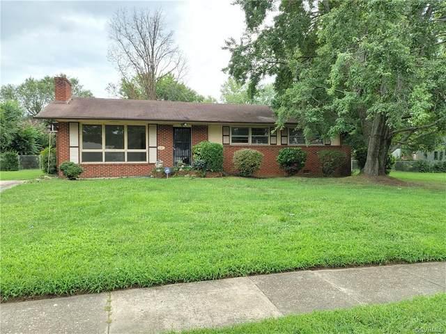 4701 Laurie Lane, Henrico, VA 23223 (MLS #2028255) :: Treehouse Realty VA