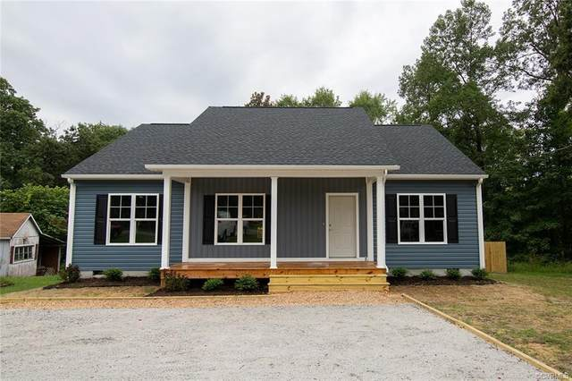 15904 Hill Street, South Chesterfield, VA 23834 (MLS #2028267) :: The Redux Group