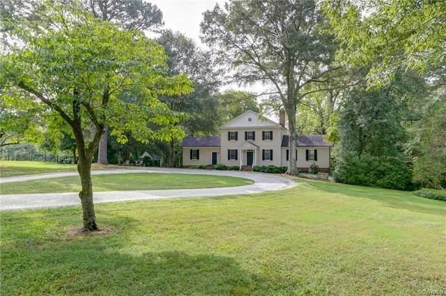 85 Deer Keep, Richmond, VA 23238 (MLS #2028285) :: Treehouse Realty VA