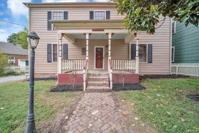 1003 Maplewood Avenue, Hopewell, VA 23860 (MLS #2028320) :: Treehouse Realty VA