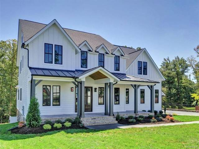18101 Ruby Hill Court, Moseley, VA 23120 (MLS #2028321) :: Treehouse Realty VA
