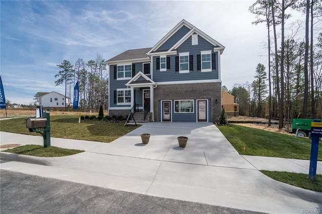 7634 Sedge Drive, New Kent, VA 23124 (MLS #2028323) :: The RVA Group Realty