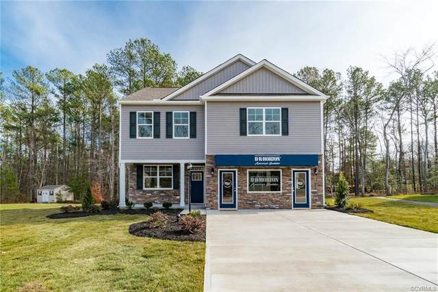 7631 Sedge Drive, New Kent, VA 23124 (MLS #2028352) :: The RVA Group Realty