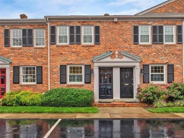 407 N Hamilton Street Uh, Richmond, VA 23221 (MLS #2028357) :: The Redux Group