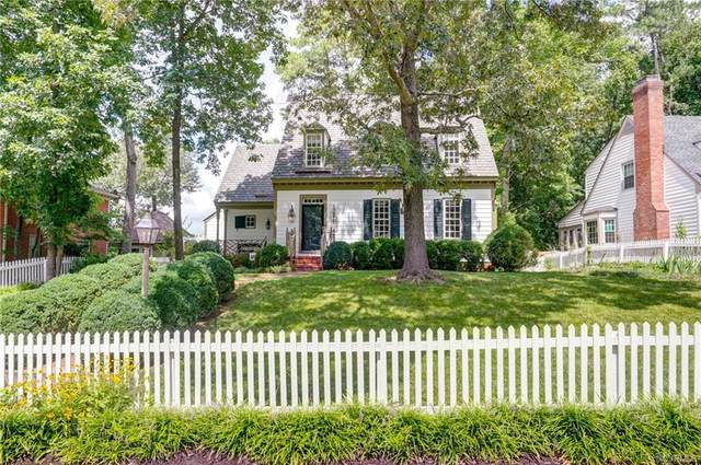10218 Brookmont Drive, Henrico, VA 23233 (MLS #2028359) :: EXIT First Realty