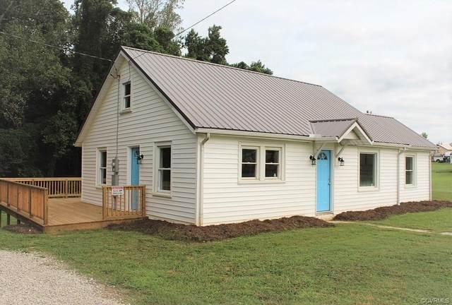 194 Fairgrounds Road, Farmville, VA 23901 (MLS #2028364) :: Treehouse Realty VA