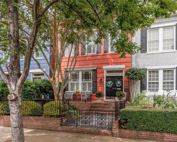 2114 Hanover Avenue, Richmond, VA 23220 (MLS #2028378) :: Small & Associates