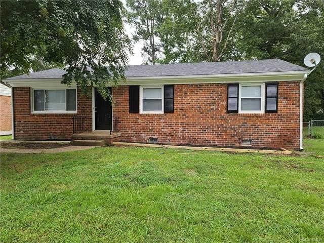 6406 Windcroft Road, Richmond, VA 23225 (MLS #2028381) :: The Redux Group