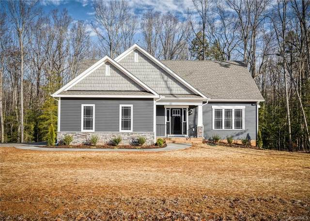 3005 Preston Park Terrace, Goochland, VA 23153 (MLS #2028394) :: The Redux Group