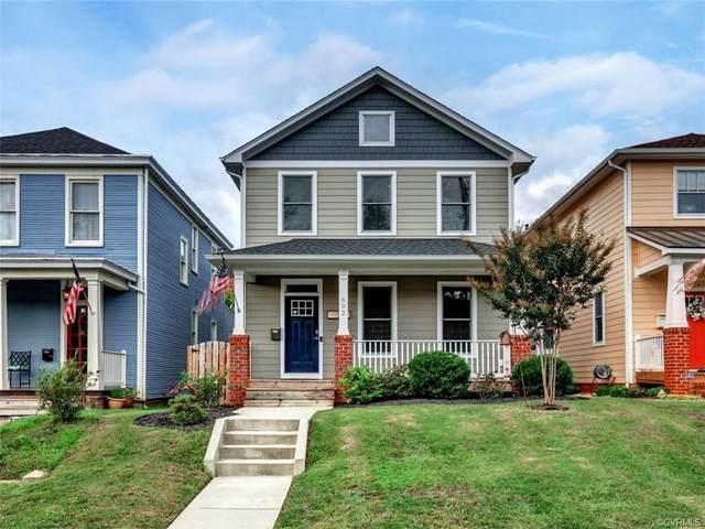 602 W 19th Street, Richmond, VA 23225 (MLS #2028412) :: The Redux Group