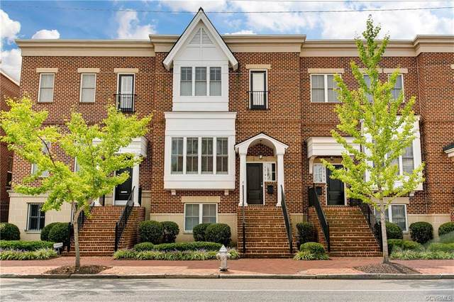 1741 W Cary Street, Richmond, VA 23220 (#2028424) :: Abbitt Realty Co.