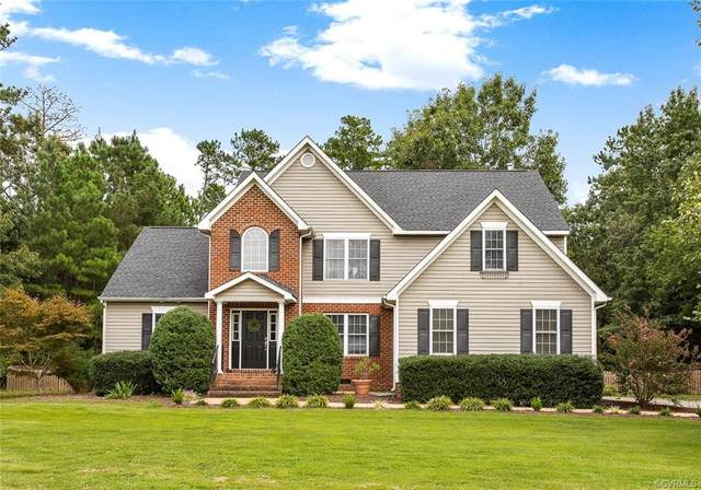 11831 Eagle Pass Drive, Chesterfield, VA 23838 (MLS #2028436) :: The Redux Group