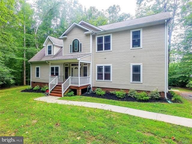 14 Elnor Road, Bumpass, VA 23024 (MLS #2028438) :: Keeton & Co Real Estate