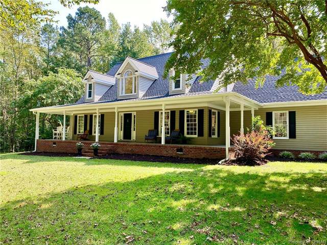11808 Salem Wood Road, Gloucester, VA 23061 (MLS #2028444) :: Treehouse Realty VA