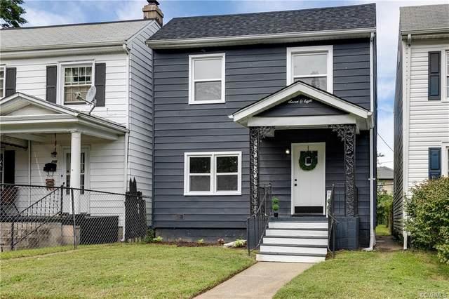 708 E Gladstone Avenue, Richmond, VA 23222 (MLS #2028455) :: The Redux Group