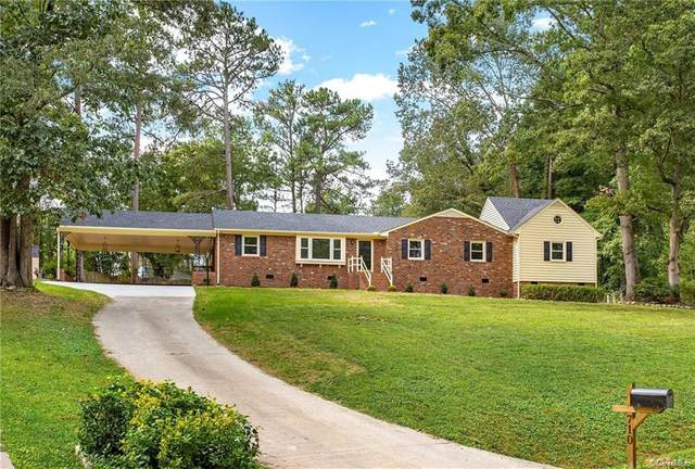 710 Clearlake Court, Chesterfield, VA 23236 (MLS #2028469) :: The Redux Group