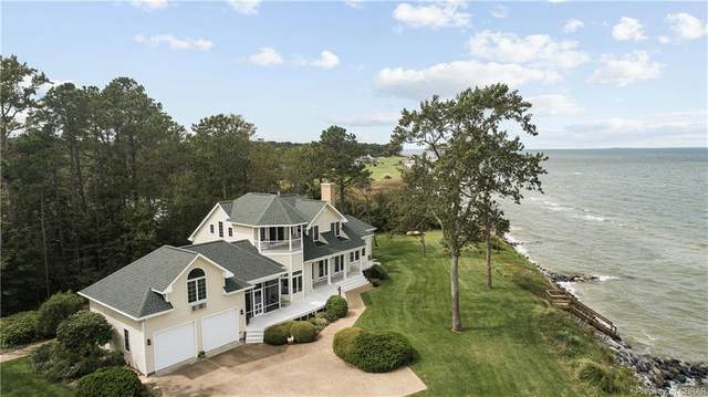 168 Beach Point Drive, Heathsville, VA 22473 (MLS #2028474) :: The Redux Group