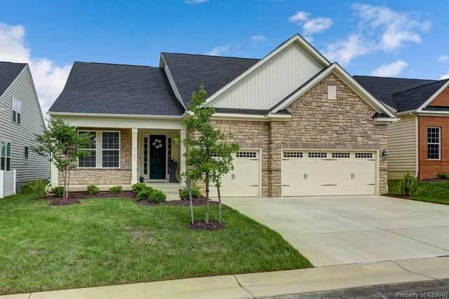 4324 Harrington Commons, Williamsburg, VA 23188 (MLS #2028501) :: The Redux Group