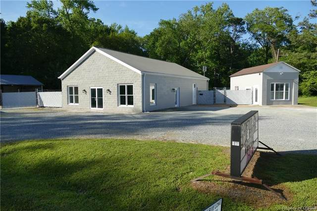 Cobbs Creek, VA 23050 :: EXIT First Realty