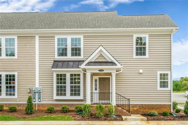2410 Prince Andrew Court #44, Quinton, VA 23141 (MLS #2028521) :: The RVA Group Realty