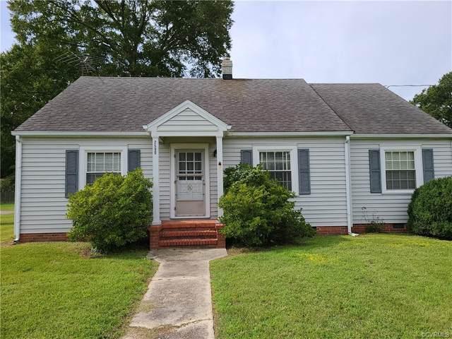 2590 King William Road, West Point, VA 23181 (MLS #2028525) :: Treehouse Realty VA