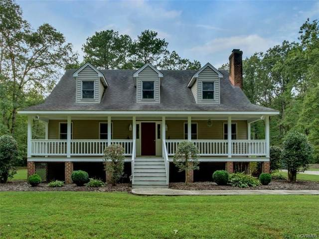402 Forest Lane, Waverly, VA 23890 (MLS #2028527) :: Treehouse Realty VA