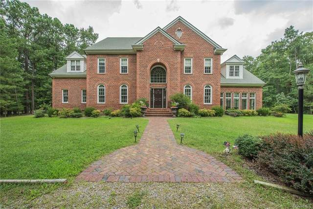 10451 Gladfelter Road, Hanover, VA 23059 (MLS #2028538) :: The Redux Group