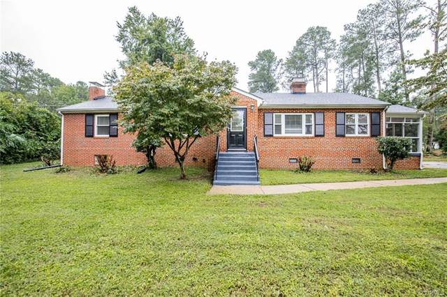 7703 Yolanda Road, Henrico, VA 23229 (MLS #2028541) :: The Redux Group