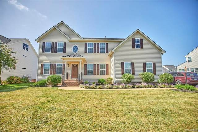 3536 Hunton Ridge Drive, Glen Allen, VA 23059 (MLS #2028542) :: The Redux Group