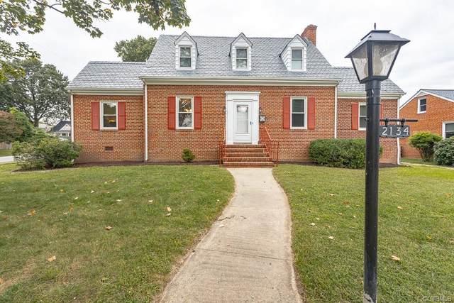 2134 New Berne Road, Henrico, VA 23228 (MLS #2028545) :: Small & Associates