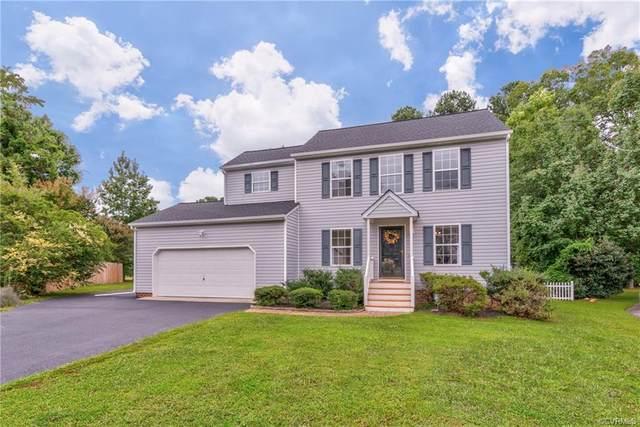 7405 Willow Ridge Terrace, Glen Allen, VA 23060 (MLS #2028553) :: The RVA Group Realty