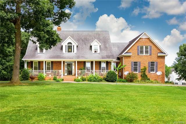 6800 Poor House Road, Amelia Courthouse, VA 23002 (MLS #2028587) :: The Redux Group