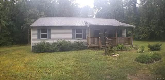 9502 Colemans Lake Road, Ford, VA 23850 (MLS #2028615) :: Treehouse Realty VA