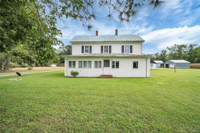 6791 Belroi Road, Gloucester, VA 23061 (MLS #2028626) :: The Redux Group