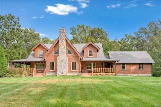 5915 Block House Road, Partlow, VA 22534 (MLS #2028628) :: Treehouse Realty VA